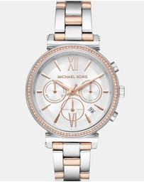 Michael Kors - Sofie Multi-Tone Analogue Watch