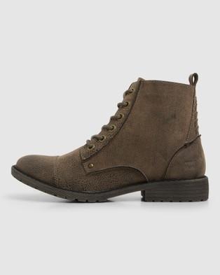 Billabong - Willow Way Boots (BROWN)