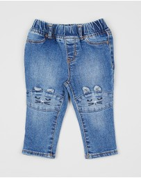 babyGap - Indestructible Superdenim Cat Jeggings - Babies-Kids