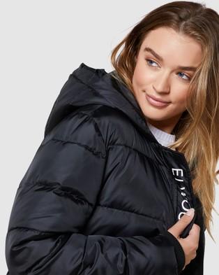 Elwood Nord Puffer Jacket.. - Coats & Jackets (Black)
