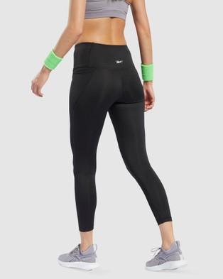 Reebok Performance Workout Ready Pant Program High Rise Tights - Sports Tights (Black)