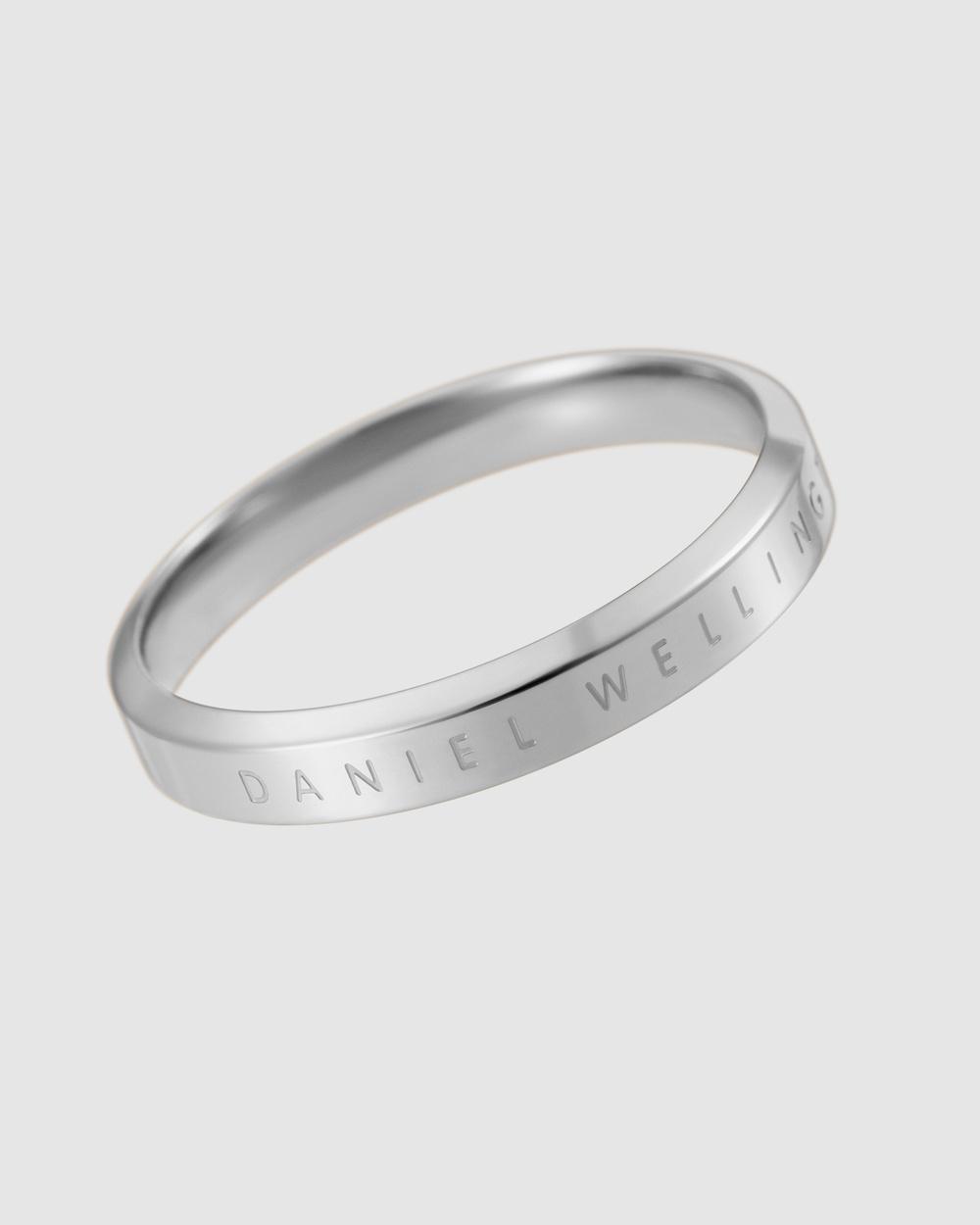 Daniel Wellington Classic Ring Jewellery Silver