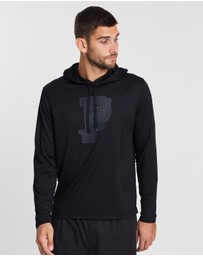 Polo Ralph Lauren - Long Sleeve Performance Jersey Hoodie