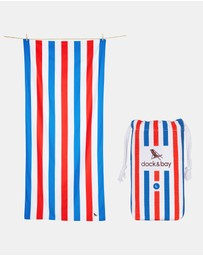 Dock & Bay - Large Fast Dry Beach Towel - 160cm