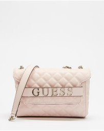 Guess - Illy Convertible Cross-Body Flap