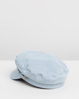 Ace Of Something Myranda Cap - Hats (Denim)