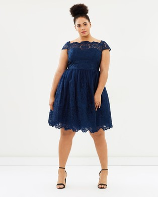 Chi Chi Curve – April Dress