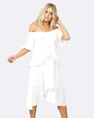 Three of Something – Virtuous Dress White