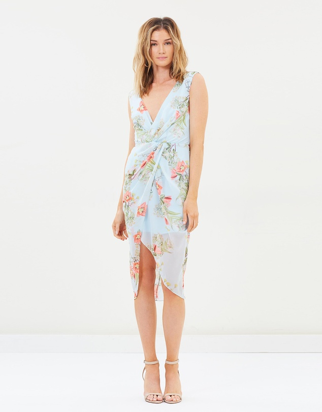 Cooper St - Blooming Drape Dress