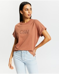 C&M CAMILLA AND MARC - Huntington Tee
