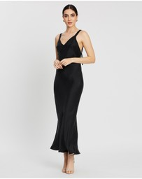 Silk Laundry - Deco Slip Dress