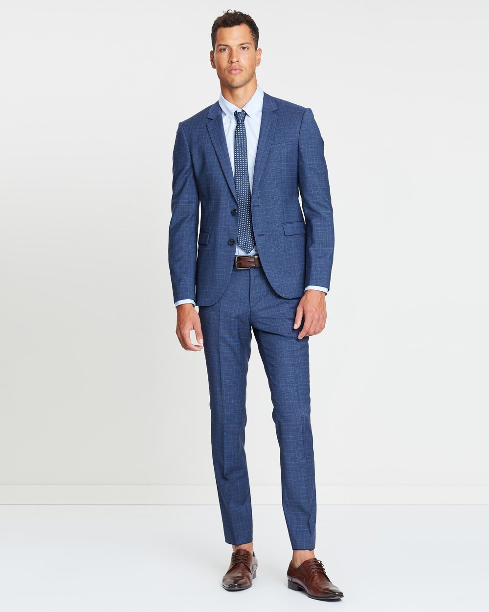 f6349a6c Phil Taylor Suit by HUGO Online | THE ICONIC | Australia