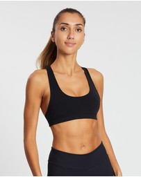 AVE Activewoman - Classic Racer Back Sports Bra