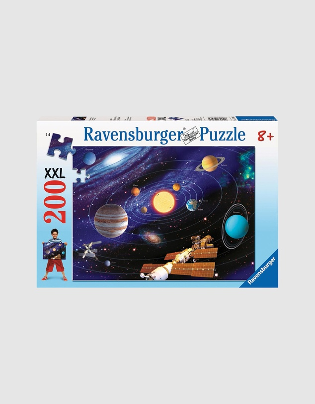 Kids The Solar System Puzzle 200pc