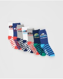 babyGap - Days Of The Week Crew Socks 7-Pack - Babies-Kids
