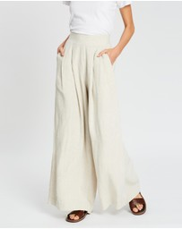 AERE - Wide Leg Pants