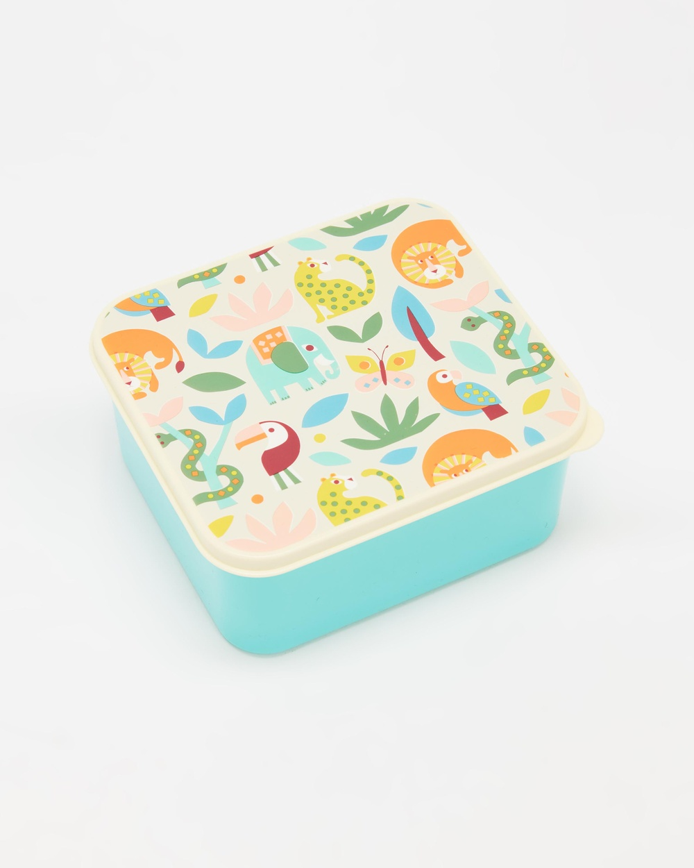 REX Lunch Box Lunchboxes Wild Wonders