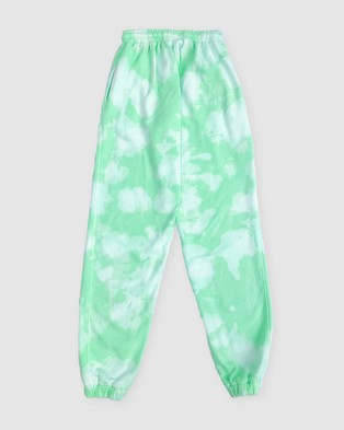 Gelati Jeans Kids Spearmint Cloud Track Pants - Sweatpants (Green)