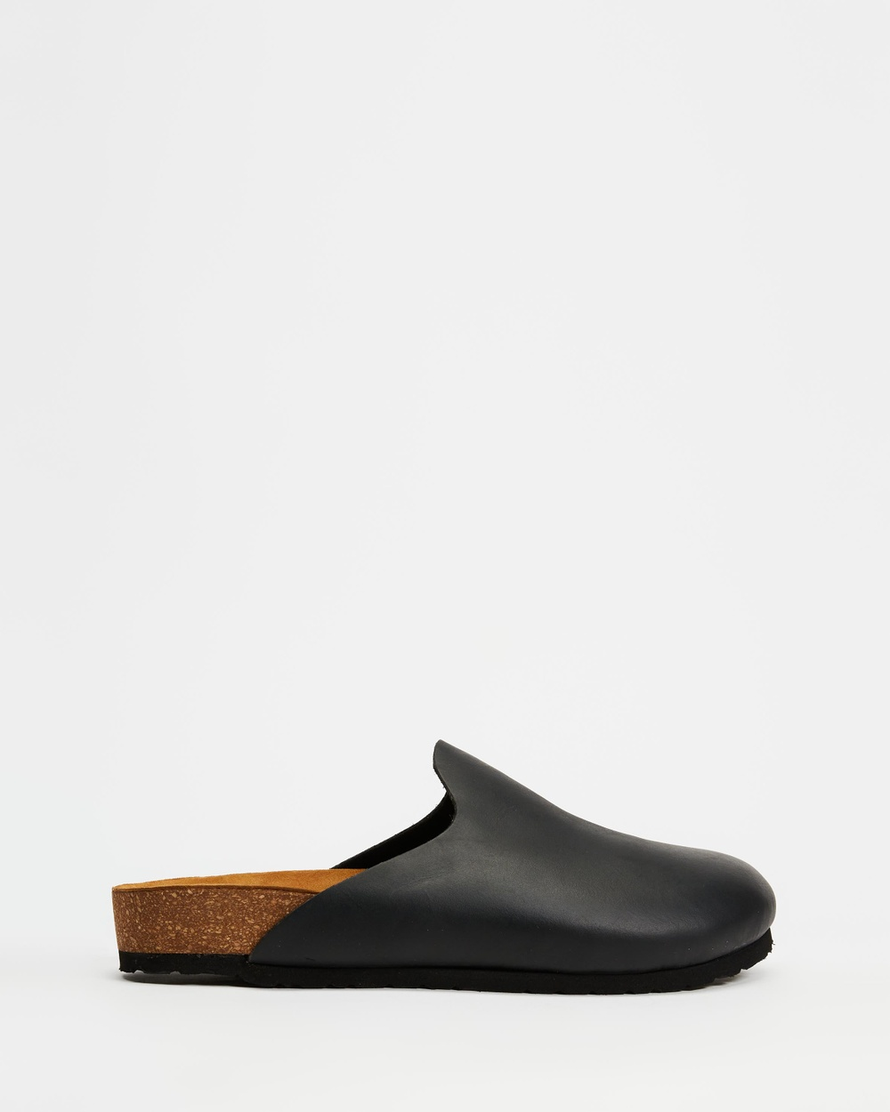 AERE Berlin Sandals Casual Shoes Black