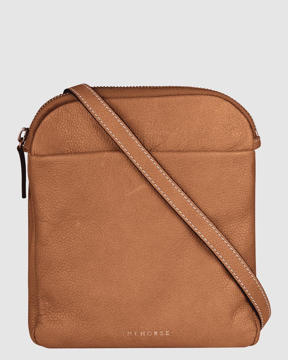 The Horse Patty Bag Bags Tan