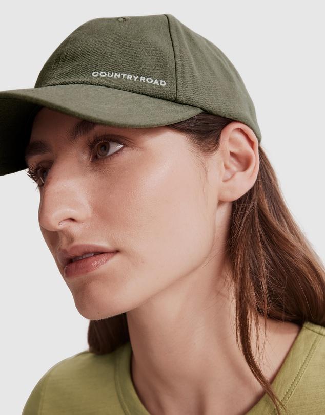 Women Modern Logo Cap