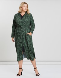 Hope & Harvest - Raddison Silk-Touch Duster