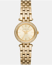 Michael Kors - Petite Darci Gold-Tone Analogue Watch