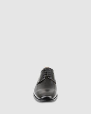 Florsheim Jackson Plain - Dress Shoes (Black)