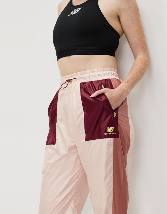 Women NB Athletics Higher Learning Wind Pants