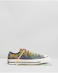Converse - Chuck 70 Over-Dyed Plaid - Unisex