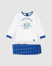 Cotton On Kids - NRL Eels Mascot LS Pyjama Set - Kids