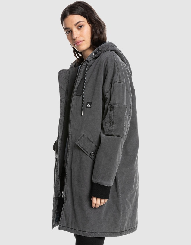 Women Womens Shaper Shelter Parka Jacket
