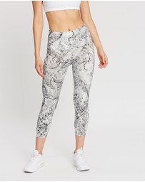 Brasilfit - Mou Supplex High-Waisted Mid-Calf Leggings