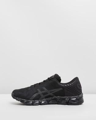 ASICS GEL Quantum 360 Jacquard Speckle   Men's - Lifestyle Sneakers (Black)