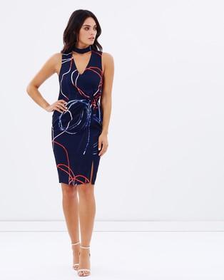Cooper St – EXCLUSIVE Serene High Neck Dress