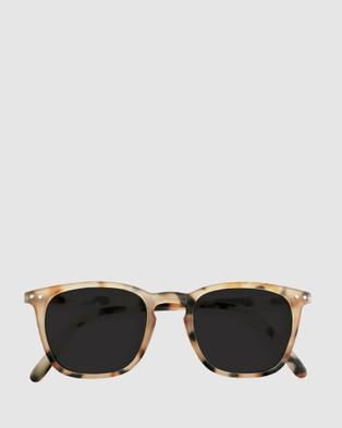 IZIPIZI Sun Collection E - Sunglasses (Neutrals)