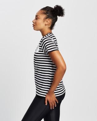 MORE BODY Companion Minor Major T Shirt - Short Sleeve T-Shirts (Black & White)