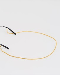 Le Specs - Hollow Rope Neck Chain