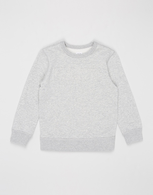 GapKids - Logo Crew Sweat - Teen