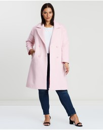Atmos&Here Curvy - Tilly Coat