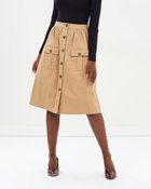 ICONIC EXCLUSIVE - Alice Midi Skirt