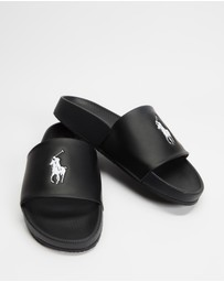 Polo Ralph Lauren - Cayson Polo Player Slides
