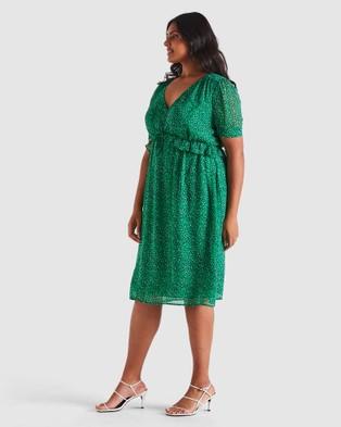 Estelle Aurora Dress - Printed Dresses (Print)