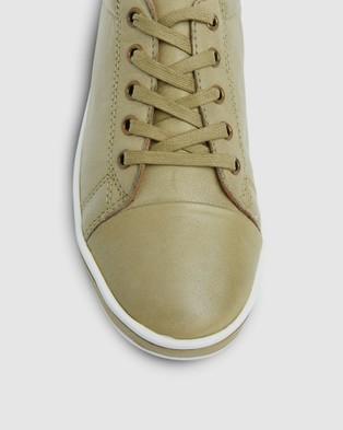 Easy Steps Waffle - Lifestyle Sneakers (KHAKI)