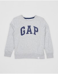 French Terry Crew Sweat - Teen