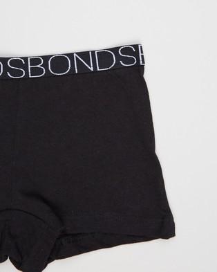 Bonds Kids 3 Pack Shorties   Teen - Underwear & Socks (Multi)