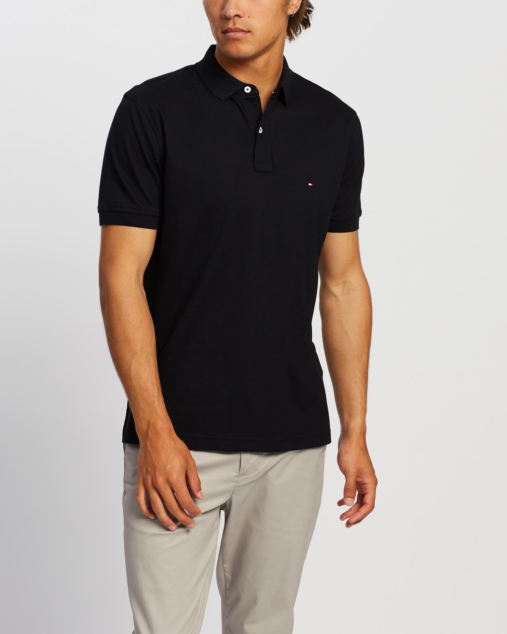 1820c4a4 Tommy Regular Polo by Tommy Hilfiger Online | THE ICONIC | Australia