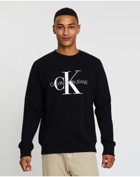 Calvin Klein Jeans - Core Monogram Logo Sweat