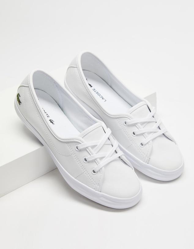 Women Ziane Chunky BL Leather Sneakers