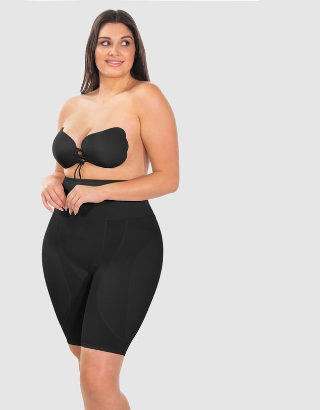 Women Hourglass Padded Hip Enhancer Shorts